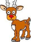 reindeer cartoon