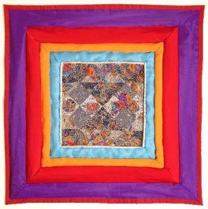 Angel of the Hourglass quilt photo-1